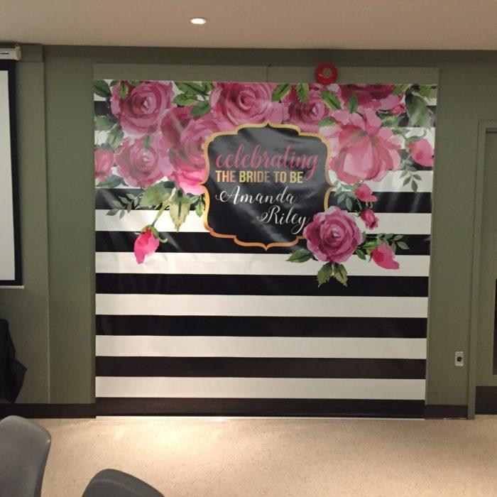 Banner, printing, design, backdrop, vinyl